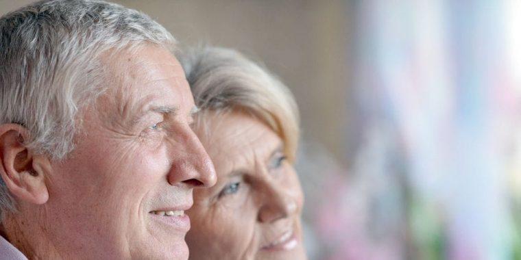 older couple with medicare advantage Marshfield MO
